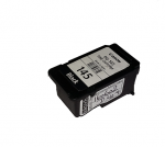 Canon 145 black cartridge, Remanufactured